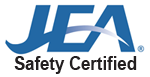 JEA Safety Certified